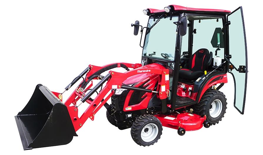 Mahindra Tractors & UTVs